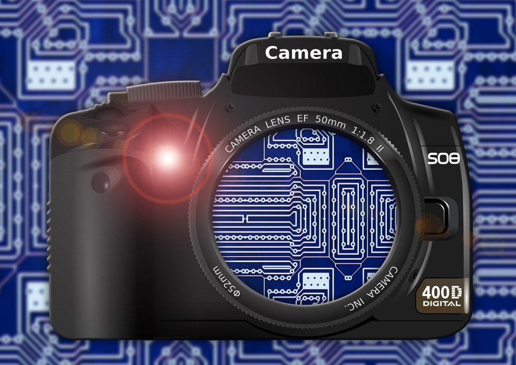 digital, photography, lens