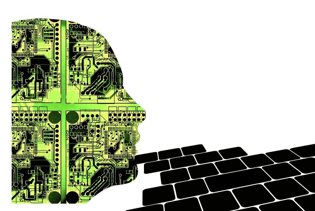 artificial intelligence, intelligent, person
