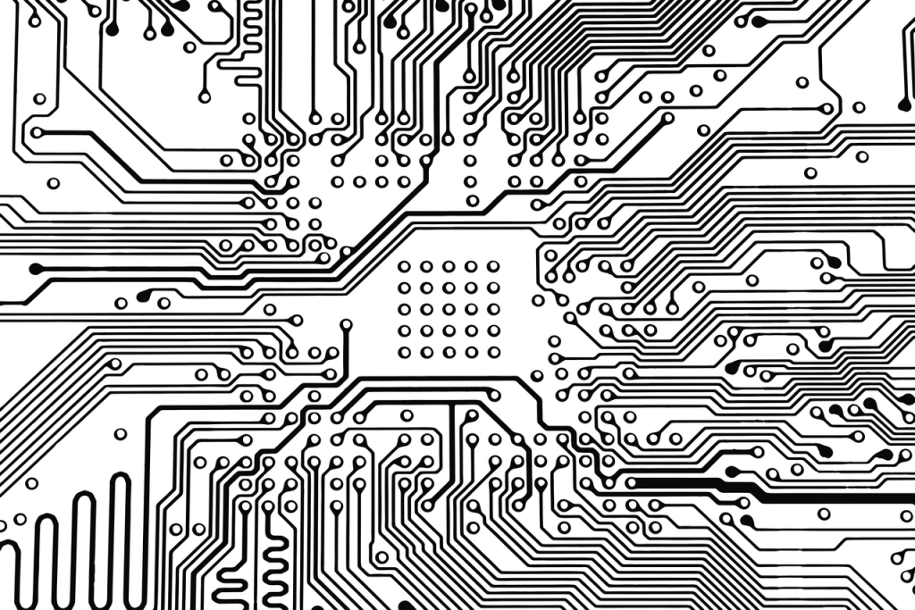 circuit board, pcb, computer
