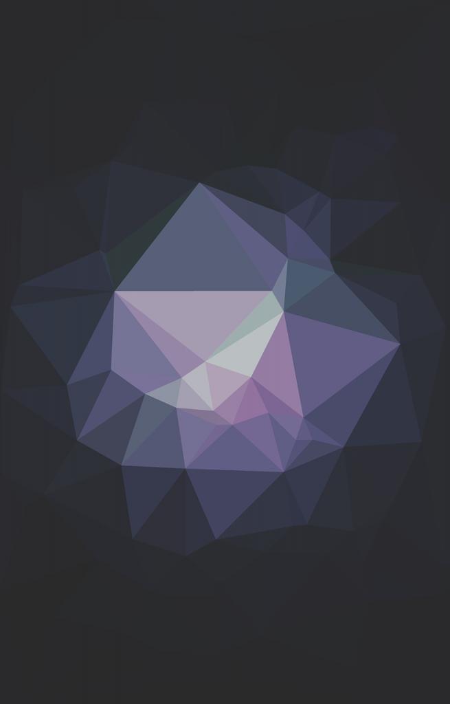 digital art, graphic, polygon